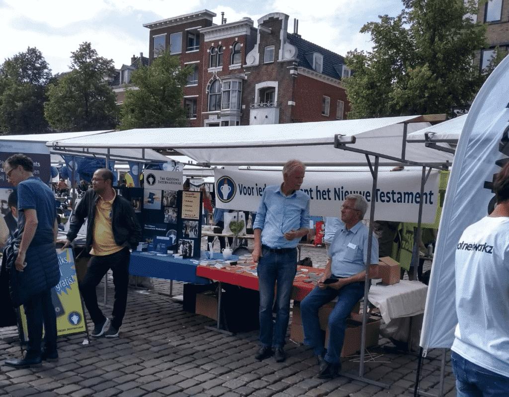 KEI-Week, Groningen, Gideons